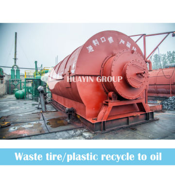 Turn Waste To Wealth Recycle Tire Machine To Diesel Fuel Oil