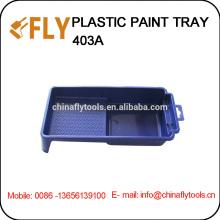 """4"""" пластичный поднос краски"""