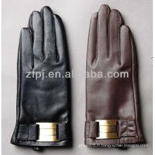Nouvelle arrivée CCTV a conseillé les gants de cuir masculin
