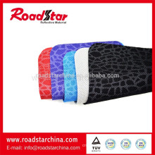 Wholesale reflective mesh cloth for bag