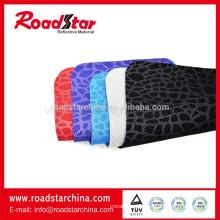 Оптовые продажи Светоотражающий сетка ткань для мешка