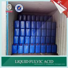 25% -40% engrais organique acide fulvique liquide
