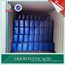 25%-40% Liquid Fulvic Acid Organic Fertilizer