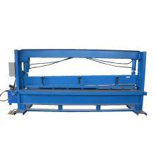 high quality hydraulic 4-6m shearing machine
