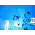 Air Drive Duct Tdf Corner Instal Machine