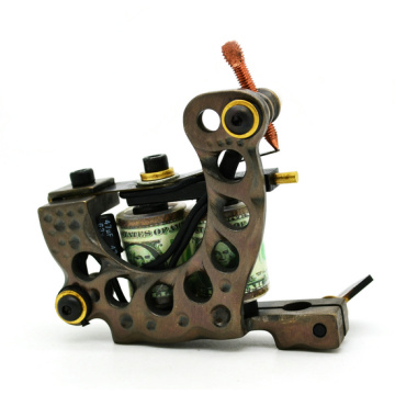 Pure Manual CNC Brass Tattoo Machine Equipment