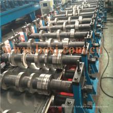 Support en étagère en métal Rack de palette Porte-affiche en métal Roll formant machine de fabrication Malaisie