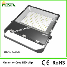 Flutlicht 200W SMD Chip LED mit dünnem Kühlkörper