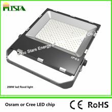 200Вт SMD чип светодиодные прожектора с тонким радиатором