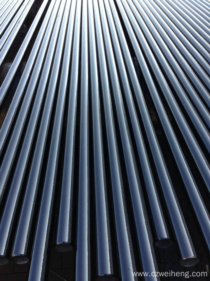 black steel seamless pipes sch40 astm a106/large diameter seamless steel pipe