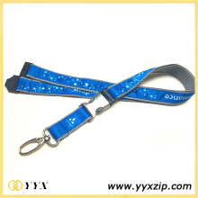 fashion dye sublimation sports lanyards