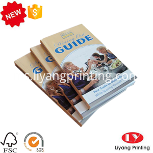 softcover book printing