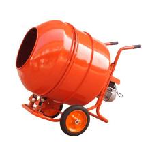 Venta caliente África Motor eléctrico Gasolina Motor Diesel Mini Mobile Cement Mixer with200L, 300L, 350L, 400L, 500L Capacidad de carga