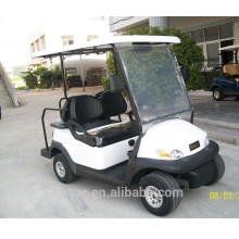 Carrito de golf eléctrico barato de 4 asientos para el coche con errores eléctrico de los asientos