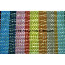 Tela da decoração da casa de papel de parede de matéria têxtil do sofá da tela de estofamento