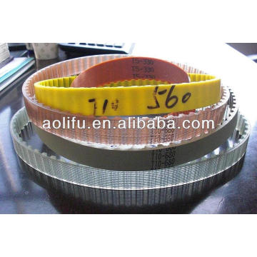 PU Truly Endless Timing Belt
