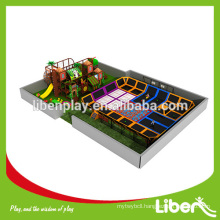 2014 Professional Indoor Large Trampoline without Safety Net 5.LE.T5.404.084.00