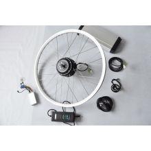 48V batería 500W motor e kit de conversión de bicicleta