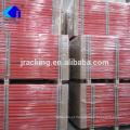 Cremalheira seletiva de aço da pálete do armazenamento resistente revestido pó do armazém