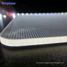 led panel plastic flexible led light guide panel sheet