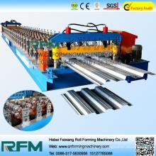 FX suelo decking perfiles forma de rollo haciendo fabricante de la máquina china