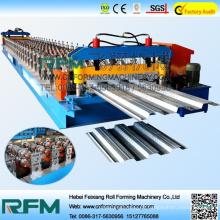 FX floor decking perfis roll form fazendo máquina fabricante china