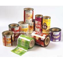 Película plástica del empaquetado de los alimentos / Película suave del empaquetado / Película flexible del empaquetado