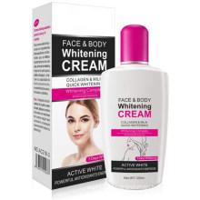 OEM Natural Whitening Cream Lightening Brightening Cream for Face & Body
