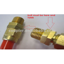 Names pipe fittings/swivel pipe fitting