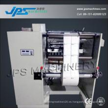 Jps-560zd automática comercial continua de papel de etiqueta de forma de carpeta de la máquina