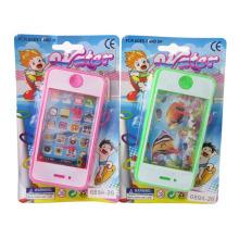 Emulation Cellphone Shape Plastic Water Ring Toss (10218776)