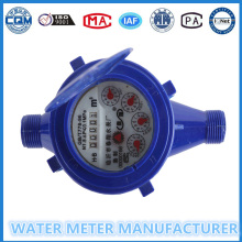 Dn15mm Multi Jet Cold Water Meter of ABS Plastic Water Meter