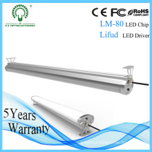 100% Free Sample 2FT/4FT 30W Workshop/Office/Factory/Metro Station LED Triproof Tube
