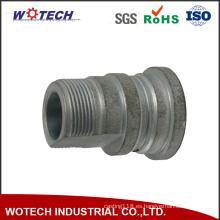 Pieza mecánica que trabaja a máquina anodizada del CNC de aluminio de la precisión que trabaja a máquina