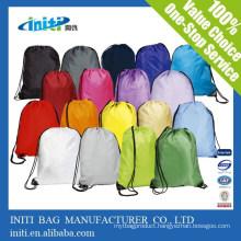 Cheap Promotional Custom Drawstring Bags No Minimum