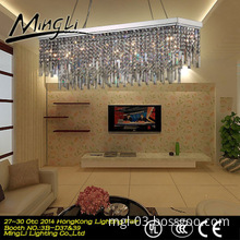 Fancy Elegant Modern Crystal Pendant Light CE,UK