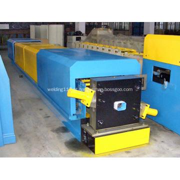 Máquina de rolamento de tubo para máquina de calha de chuva de venda