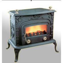 Wood Burning Stove, Cast Iron Stove (FIXL018)
