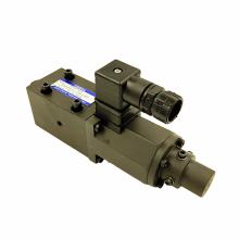 YUKEN EDG Válvula piloto de pressão / válvula de controle de pressão para máquina de moldagem por injeção EDG-01V-H-1-PNT13-60T Válvula proporcional