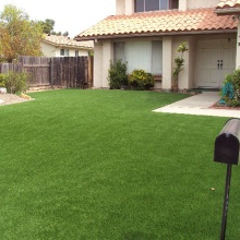 UV Resistance Durable 4 Colors Artificial Grass Turf