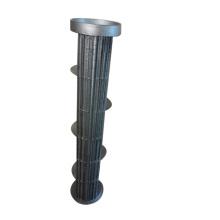 Schraubenkompressor Teile 1614783210 Kleiner Aluminium Ölkühler