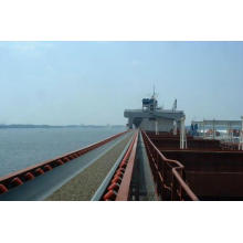 Rubber Conveyor Belt for Port Transmission Made in China