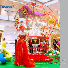 Fashion Innovative display stand exhibition booth stand design