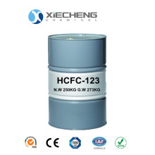 China for Air Conditioning Refrigerating HCFC Refrigerant R123 250KG Drum export to Dominican Republic Supplier