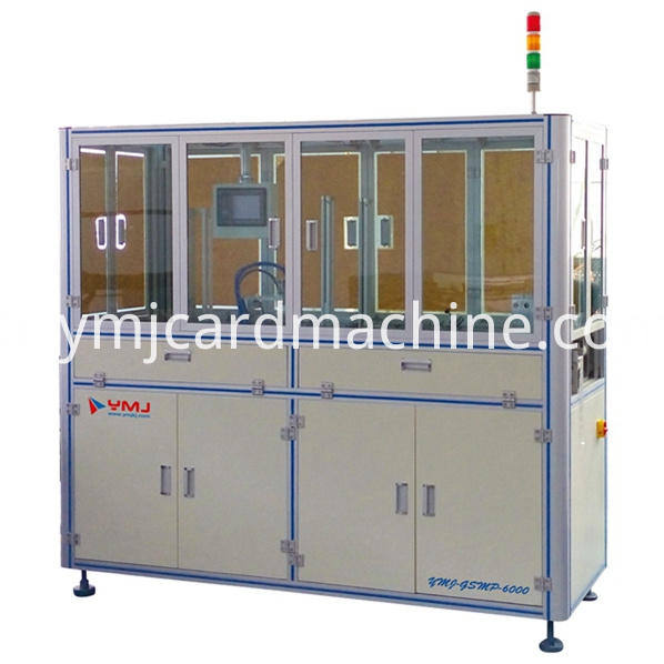 SIM Card Packaging Machine