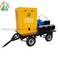 Pompe centrifuge diesel haute pression de travail