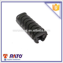 Universal motorcycle foot rest rubber with good material