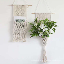 boho macrame wall decor