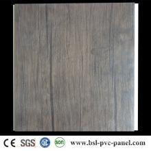 25см 8мм Ламинированная ПВХ стеновая панель ПВХ Потолок Индия Hotselling PVC Panel