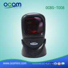 OCBS-T008 Escáner de código de barras omnidireccional de escritorio económico y de buena calidad
